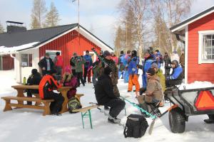 Siika-kämän pilkkilpailut 15.4.2017